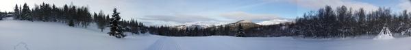 Rondane Winter Panorama.W600